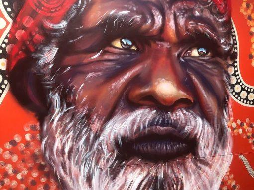 Dubbo timeline mural | Charter Hall